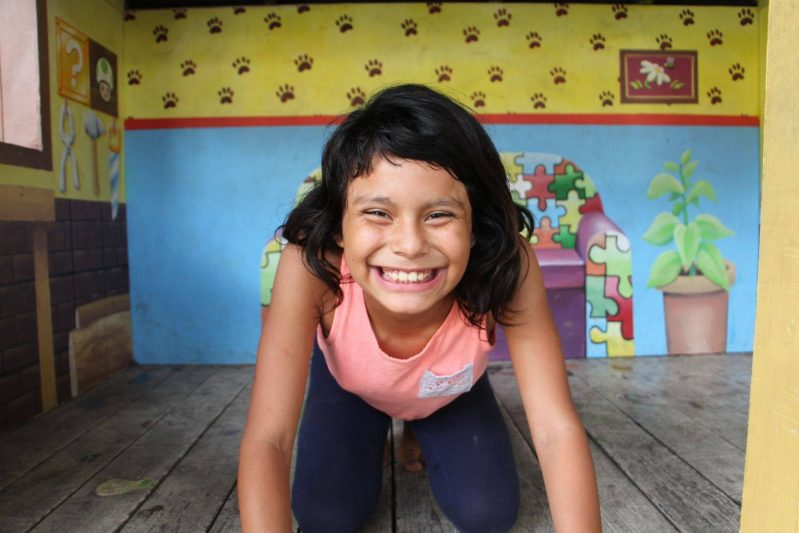 How Your Sponsorship Helps the Girls of Our Little Roses