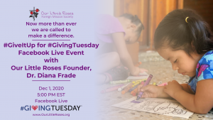 #GivingTuesday Facebook Live