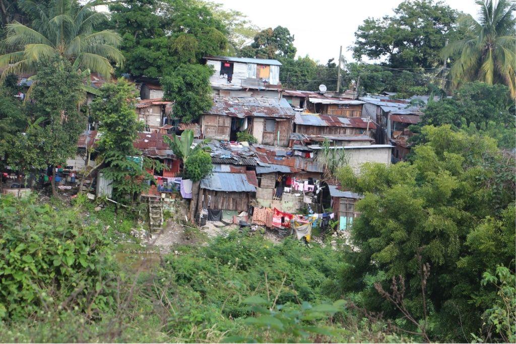 A village in Honduras