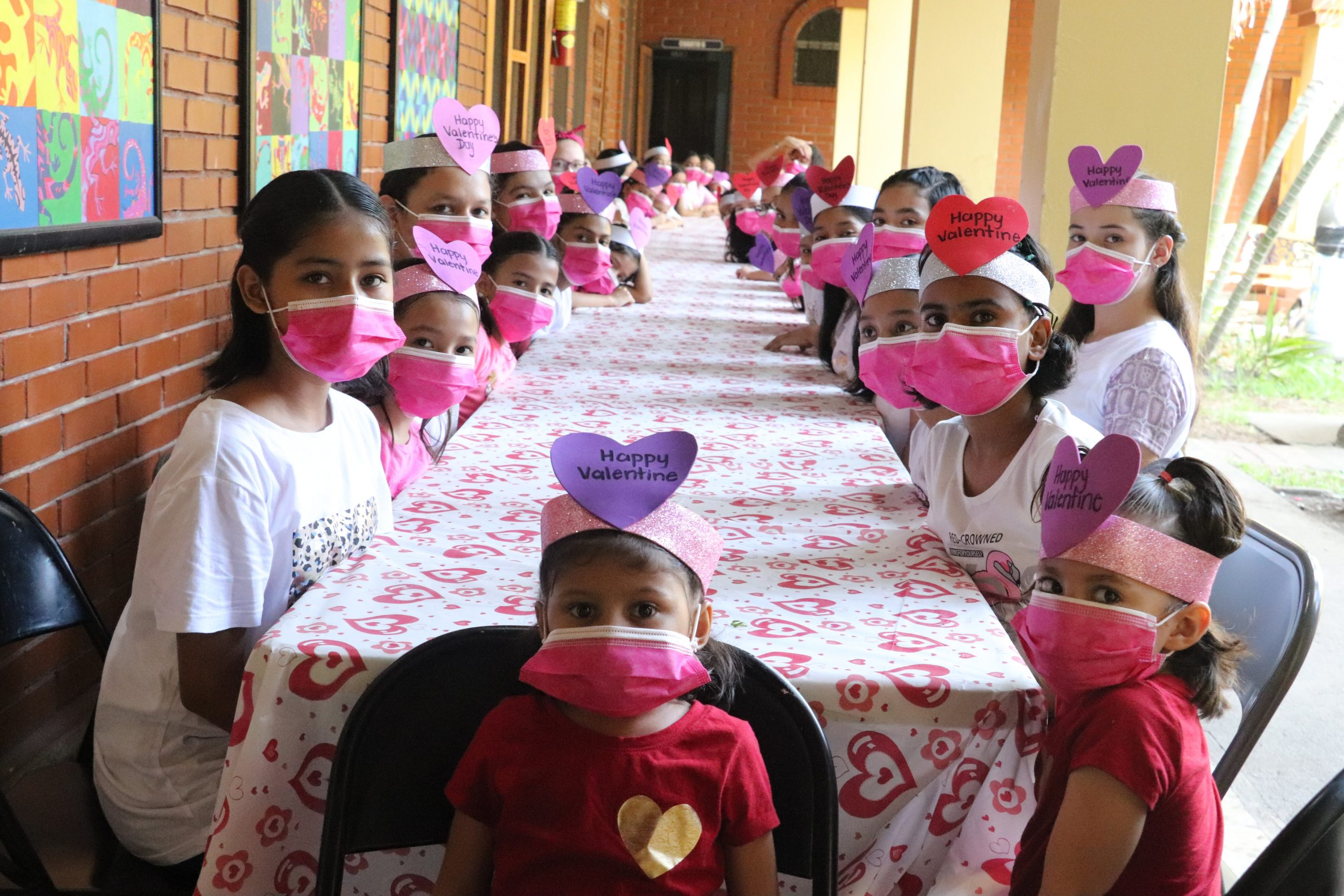 Our Little Roses is a family committed to improving the lives of women and girls in Honduras.