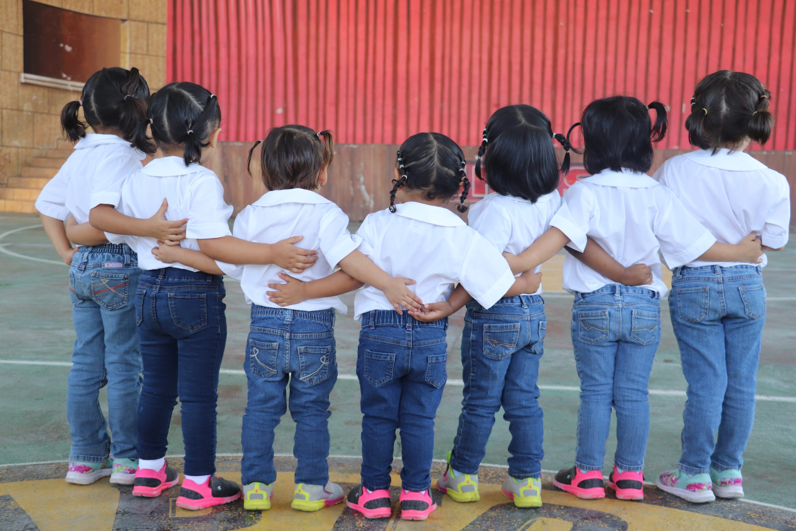 Every girl at Our Little Roses has a past, and more importantly, a future. This Is Our Story