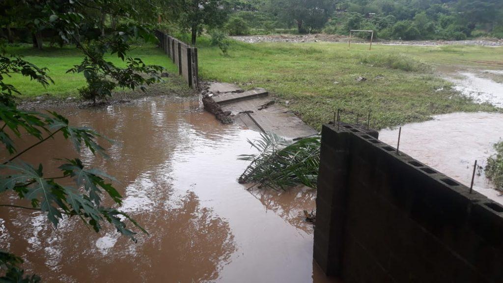 Flood in Honduras